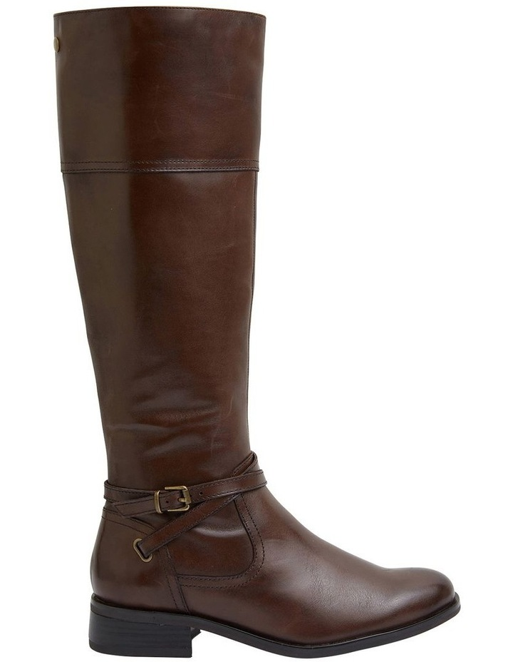 Ivana Brown Glove Boots image 1