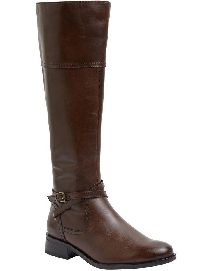 Ivana Brown Glove Boots image 2