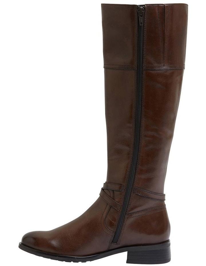 Ivana Brown Glove Boots image 3