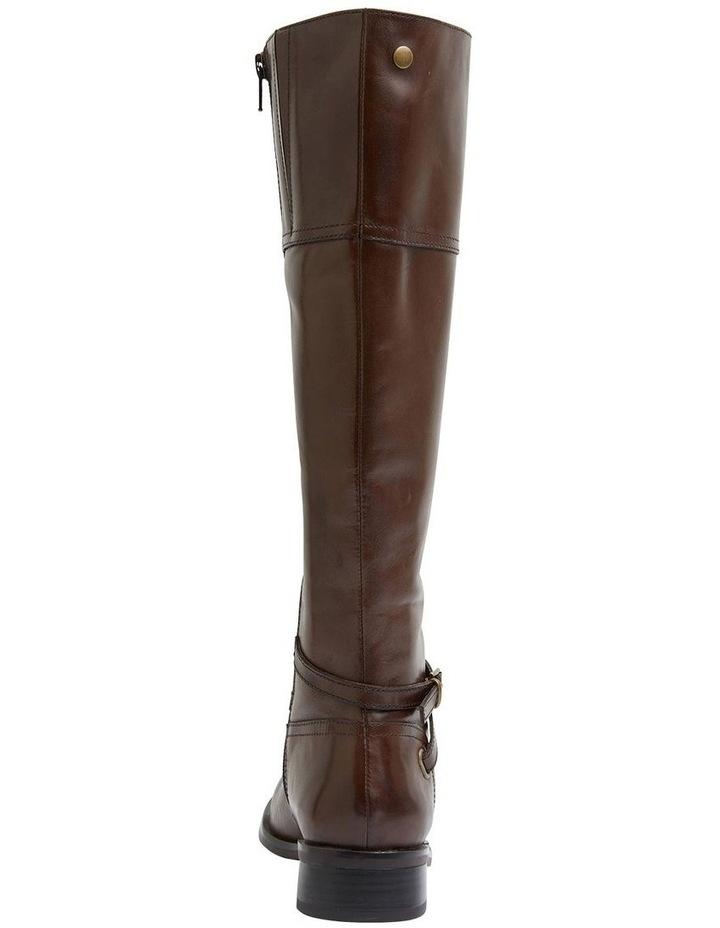 Ivana Brown Glove Boots image 5