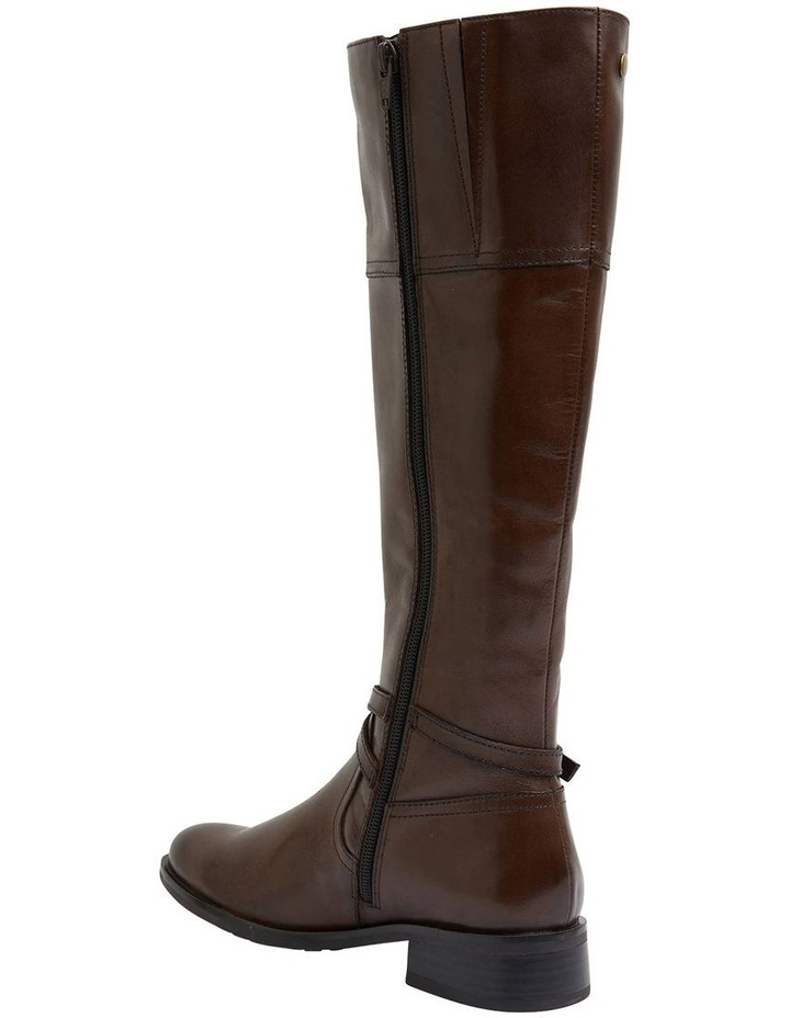 Ivana Brown Glove Boots image 7