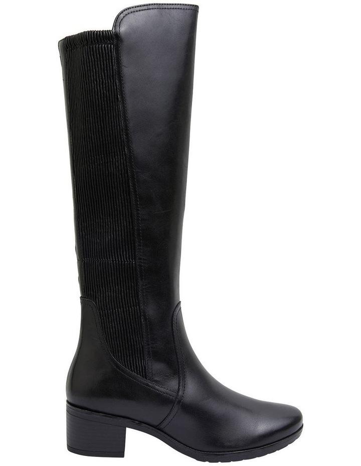 Hamburg Black Glove Boots image 1