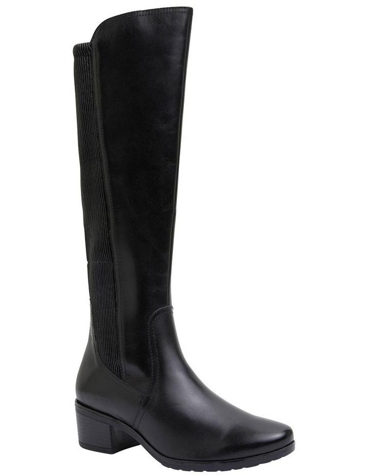 Hamburg Black Glove Boots image 2