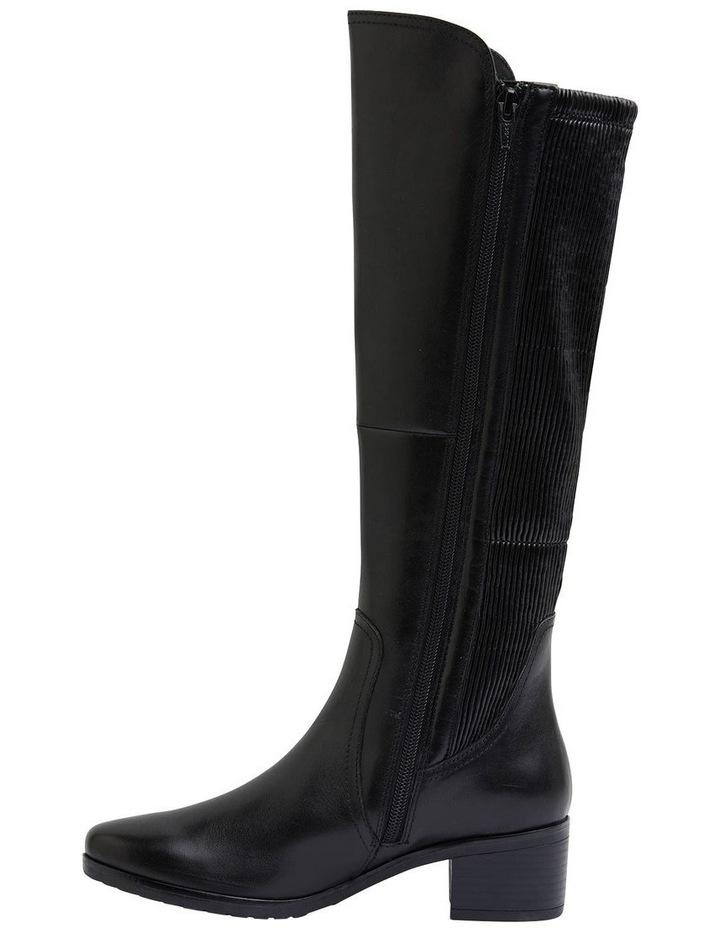 Hamburg Black Glove Boots image 3