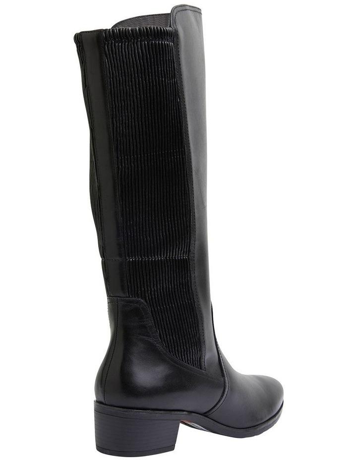 Hamburg Black Glove Boots image 4