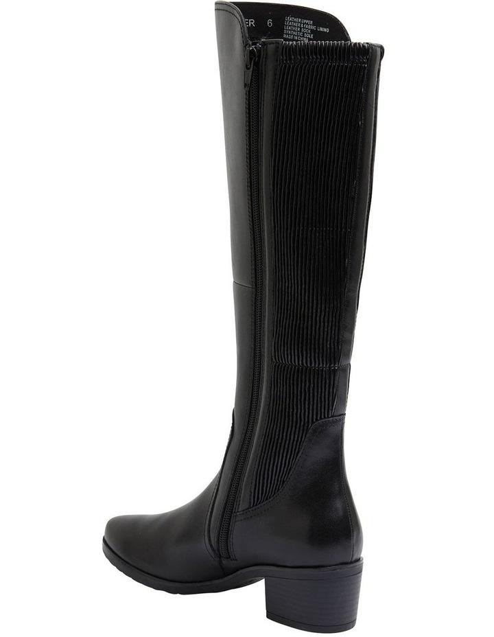 Hamburg Black Glove Boots image 7