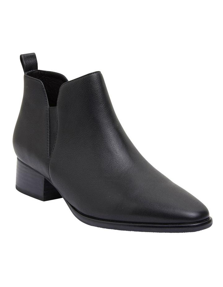 Demi Black Glove Boots image 2
