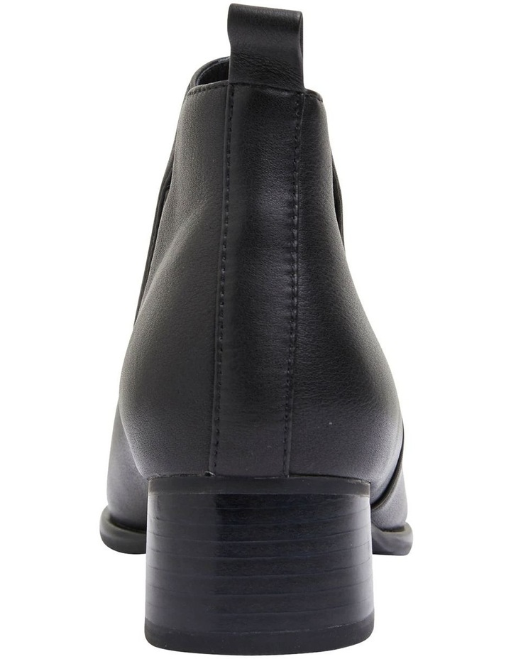 Demi Black Glove Boots image 5