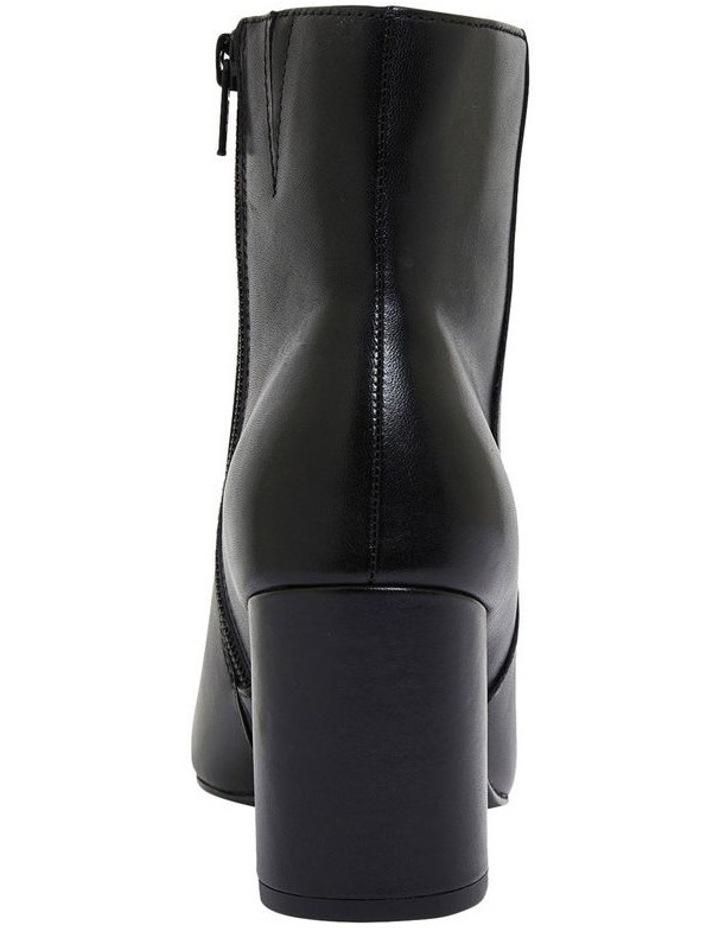 Kylie Black Glove Boots image 5