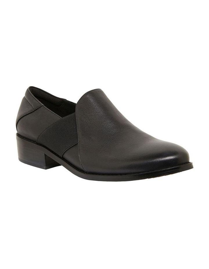Baron Black Glove Flat Shoes image 2