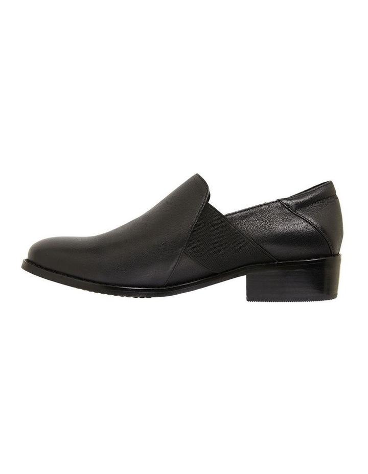 Baron Black Glove Flat Shoes image 3