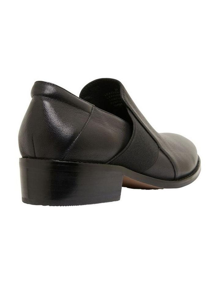 Baron Black Glove Flat Shoes image 4