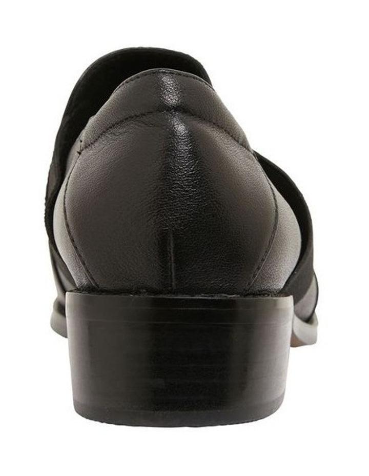 Baron Black Glove Flat Shoes image 5