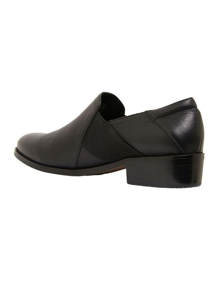 Baron Black Glove Flat Shoes image 7