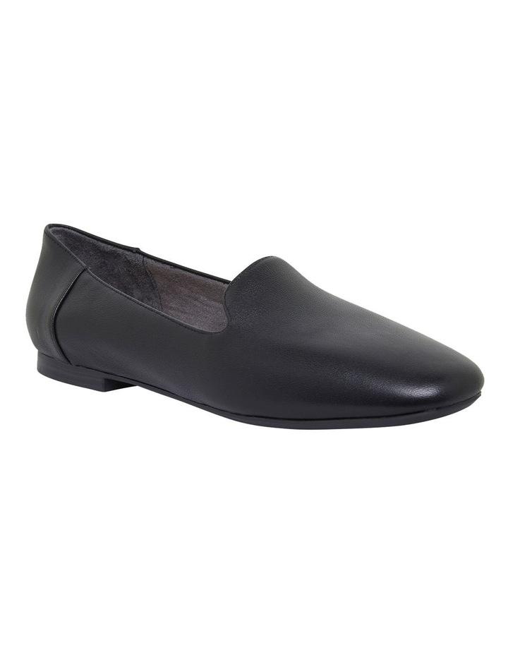 Hugo Black Glove Flat Shoes image 2