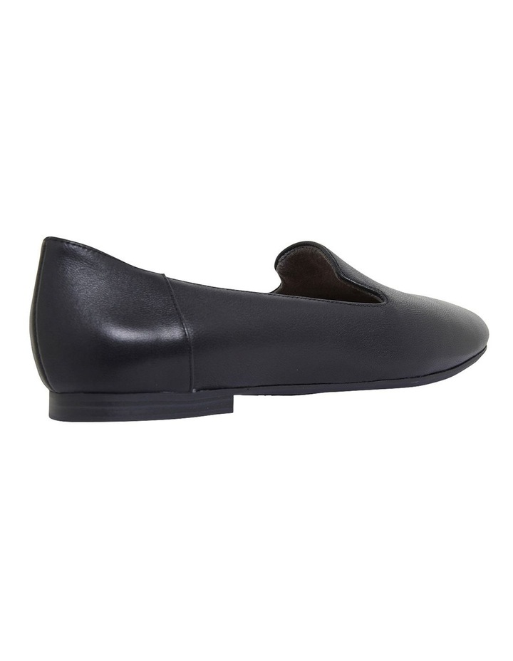 Hugo Black Glove Flat Shoes image 4
