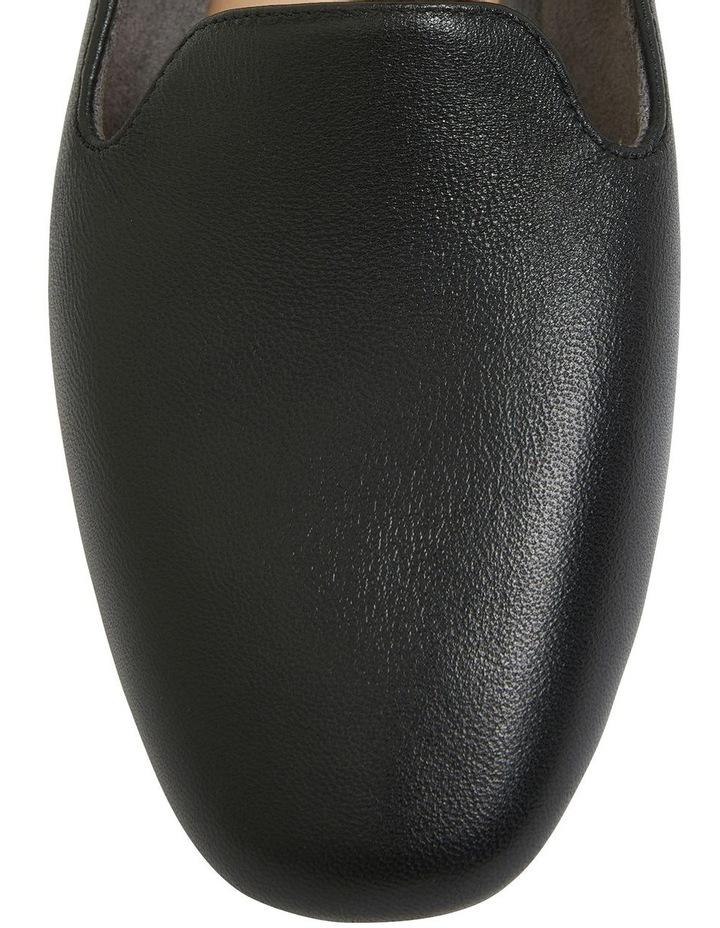 Hugo Black Glove Flat Shoes image 7