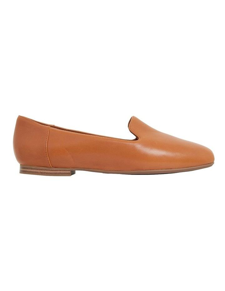 Hugo Cognac Glove Flat Shoes image 1