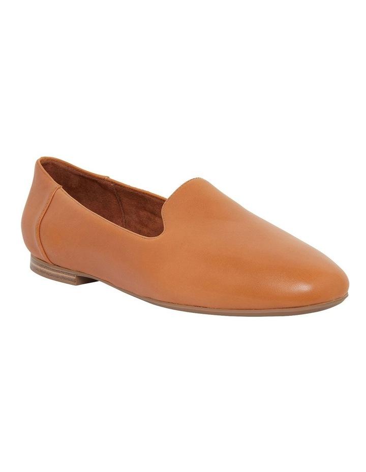 Hugo Cognac Glove Flat Shoes image 2