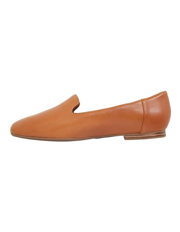 Hugo Cognac Glove Flat Shoes image 3