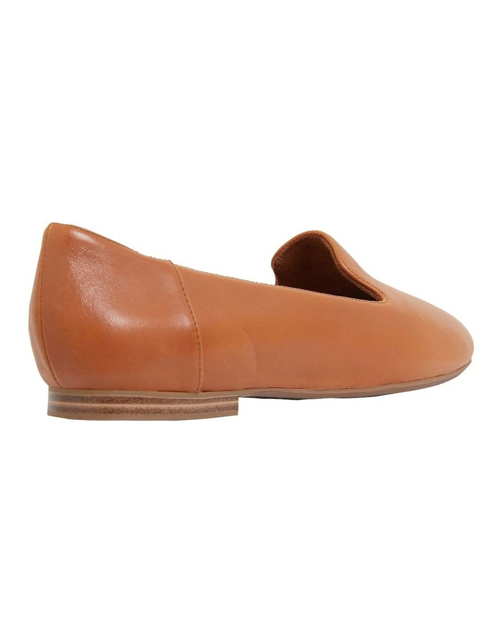 Hugo Cognac Glove Flat Shoes image 4