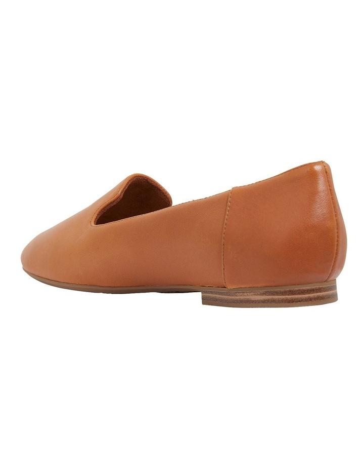 Hugo Cognac Glove Flat Shoes image 6