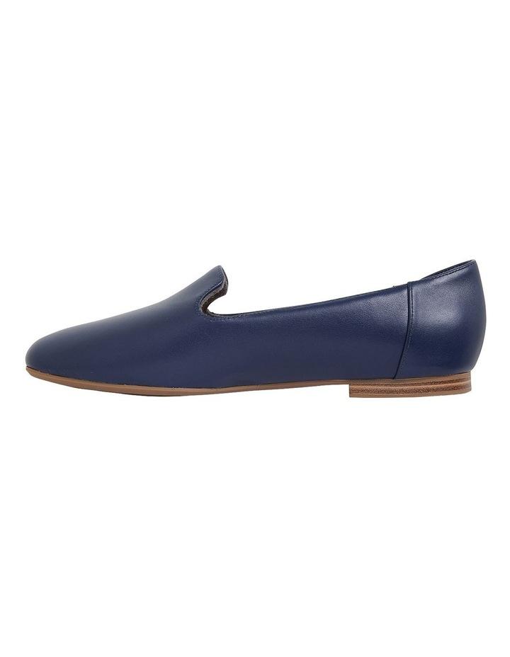 Hugo Navy Glove Flat Shoes image 3