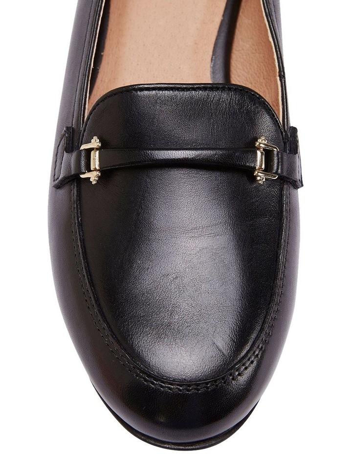 Glebe Black Glove Flat Shoes image 3