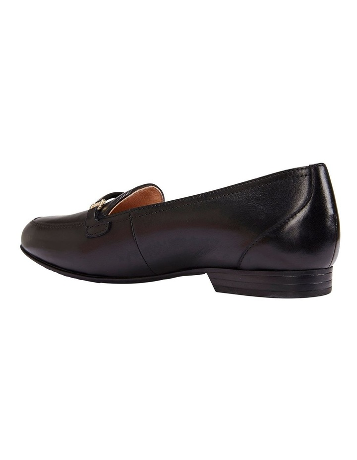 Glebe Black Glove Flat Shoes image 4