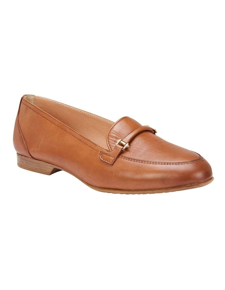 Glebe Cognac Glove Flat Shoes image 2