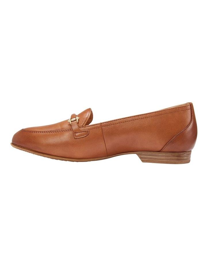 Glebe Cognac Glove Flat Shoes image 3