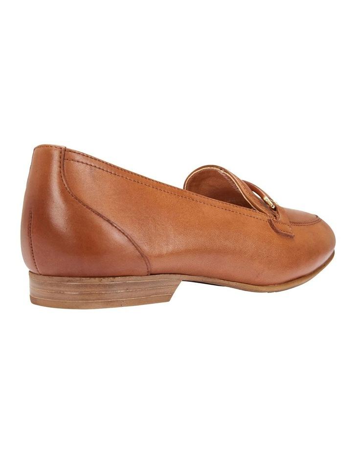 Glebe Cognac Glove Flat Shoes image 4