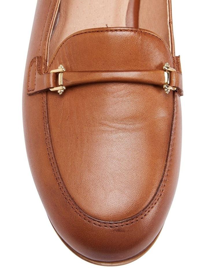Glebe Cognac Glove Flat Shoes image 5