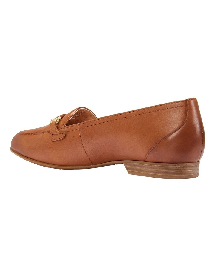 Glebe Cognac Glove Flat Shoes image 6