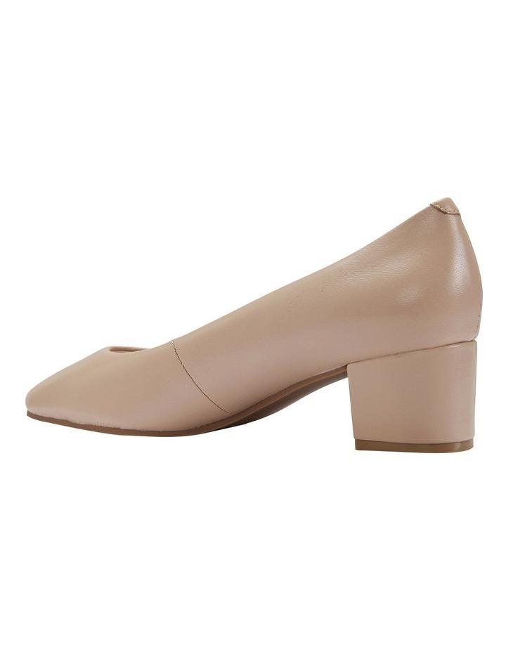 Gamma Nude Glove Heeled Shoes image 3