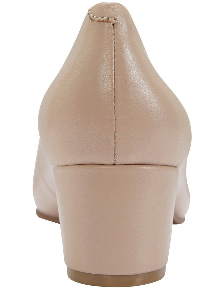Gamma Nude Glove Heeled Shoes image 4