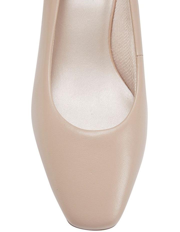 Gamma Nude Glove Heeled Shoes image 5