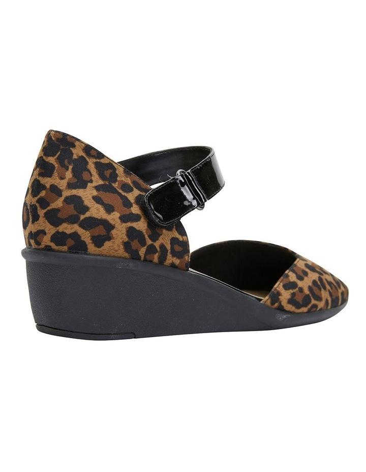 Patriot Animal Fabric Heeled Shoes image 3