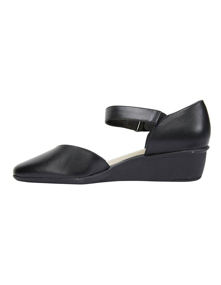 Pavilion Black Glove Heeled Shoes image 3