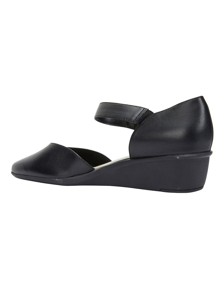 Pavilion Black Glove Heeled Shoes image 5