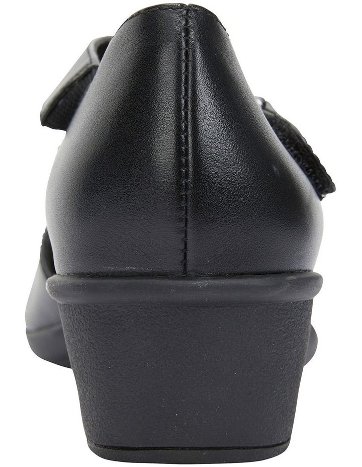 Pavilion Black Glove Heeled Shoes image 6