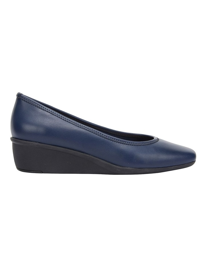 Prism Navy Glove Heeled Shoes image 1
