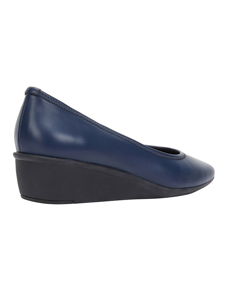 Prism Navy Glove Heeled Shoes image 3