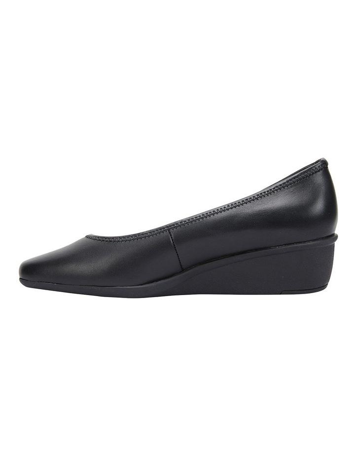Prism Black Glove Heeled Shoes image 2