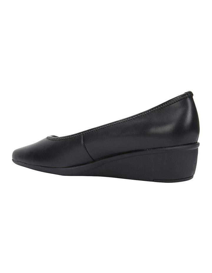 Prism Black Glove Heeled Shoes image 3