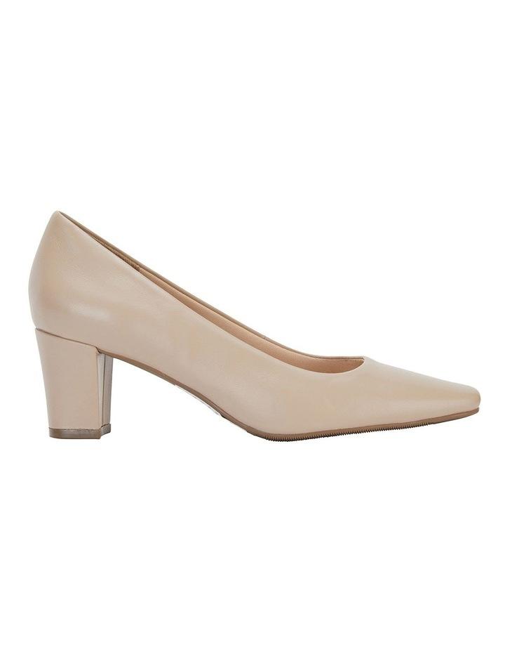 Nicole Nude Glove Heeled Shoes image 1