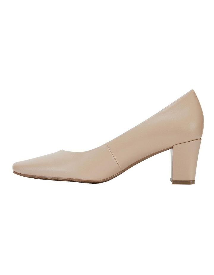 Nicole Nude Glove Heeled Shoes image 3