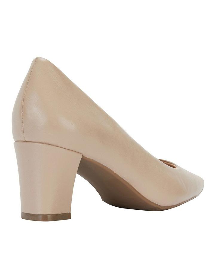 Nicole Nude Glove Heeled Shoes image 4