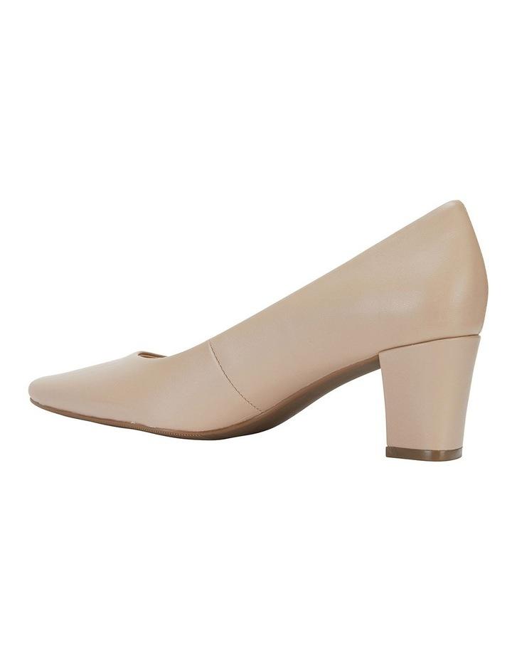 Nicole Nude Glove Heeled Shoes image 5