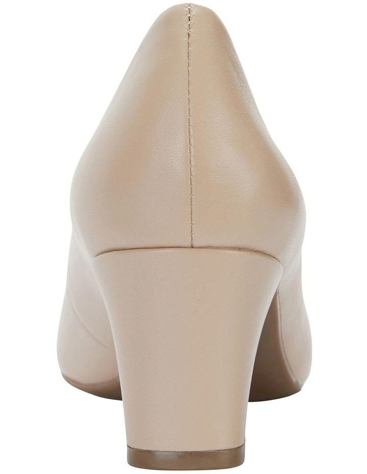 Nicole Nude Glove Heeled Shoes image 6